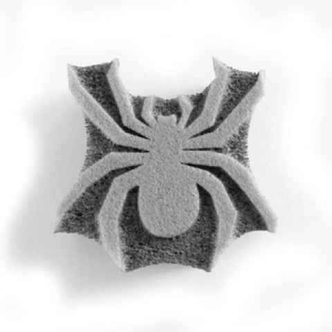 Ruby Red Face Painting Stamp - Spider Face Paint