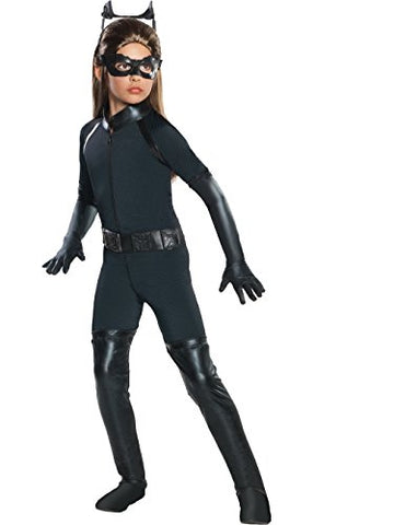 Deluxe Catwoman Child Costume - Medium