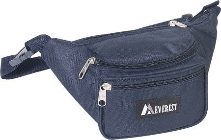 Everest Signature Fanny Pack 044KD (Set of 3),Navy