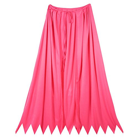 SeasonsTrading 32  Pink Cape ~ Halloween Costume Accessory