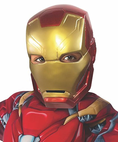 Rubie's Costume Captain America: Civil War Kid's Iron Man Half Mask
