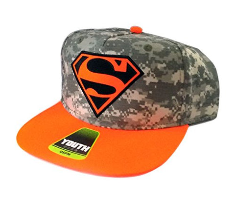 Superman Hat Officially Licensed