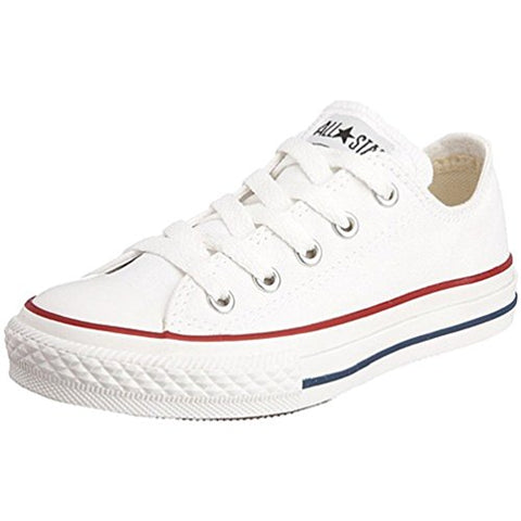 CONVERSE ALL STAR CHUCK TAYLOR OX LOW OPTICAL WHITE 3J256 UNISEX SHOES US SIZE YOUTH 1.5
