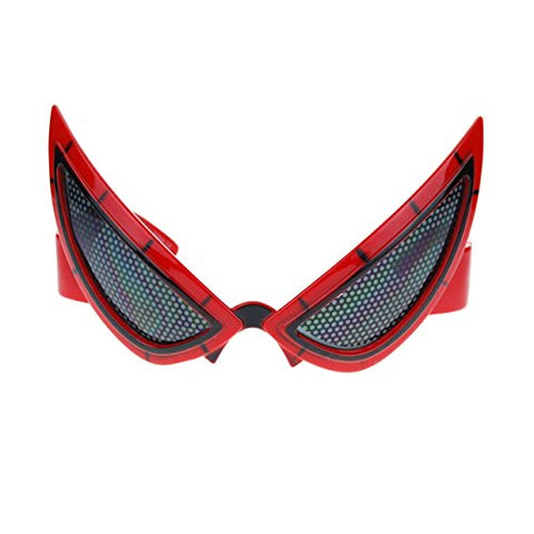 Spiderman Glasses Marvel Super Hero Halloween Semi Masquerade Masks