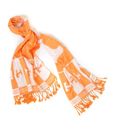 Official NCAA Tennessee Volunteers Viscose Scarf