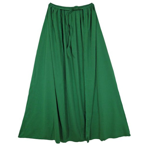 SeasonsTrading 28  Child Green Cape ~ Halloween Costume Accessory