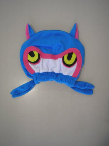 Pokemon Kyogre Plush Fleece Cap Hat Cosplay