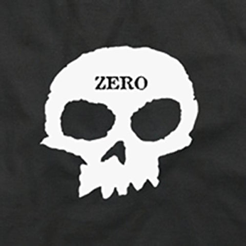 Zero T-Shirt: Skull [Small] Black