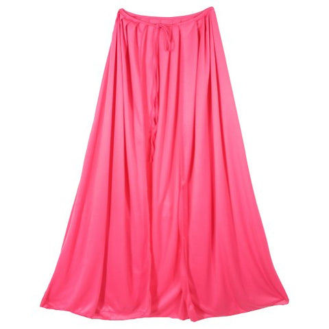 SeasonsTrading 28  Child Pink Cape ~ Halloween Costume Accessory