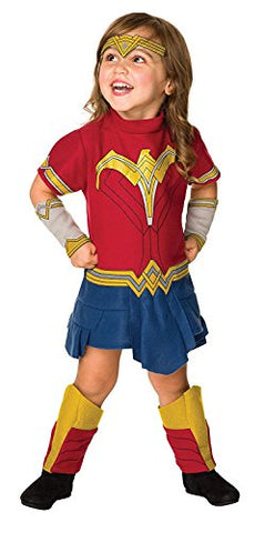 Rubie's Costume Justice League Wonder Romper Costume, Toddler,