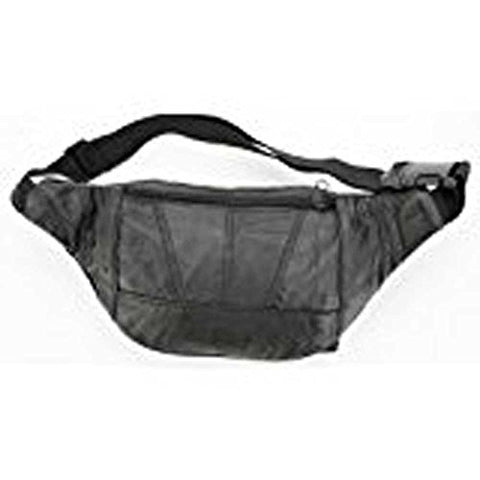 River Ridge Leather Fanny Pack with Mobile Pocket