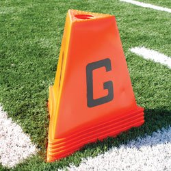 Stackable Sideline Markers - 11 Piece Set