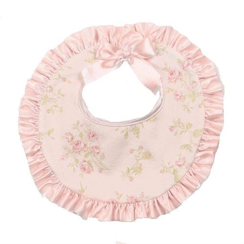 Bearington - Bethany Estate Pink Bib