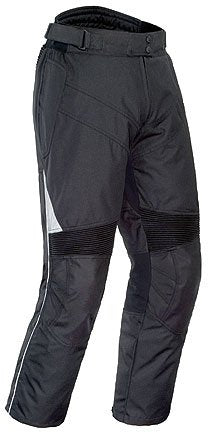 TourMaster Women's Venture Pants (Black, Small Tall)