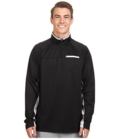 Fila Men's 1/4 Zip Pullover, XXL