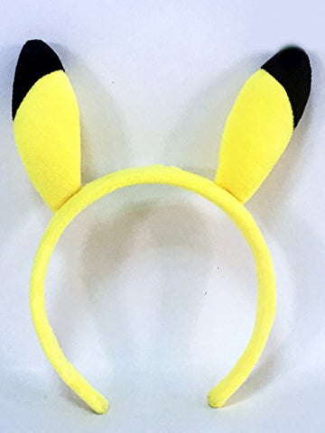 Pokemon Cosplay Pikachu Ear Child Headband