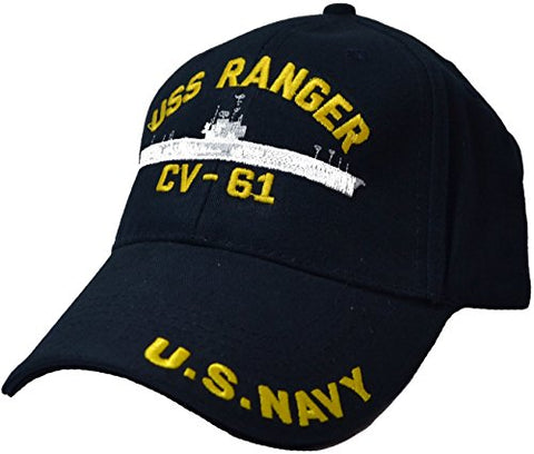 USS Ranger CV-61 Low Profile Cap