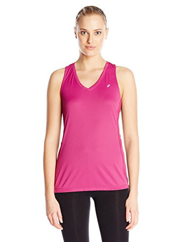 Asics Women's Favorite Racerback, Wild Aster, Medium