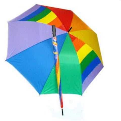 Gay Rainbow Sisters Gay Pride Umbrella