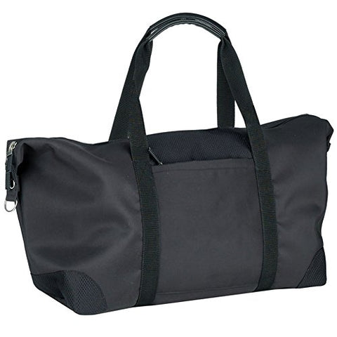 The Panther 20  Travel Duffel Black