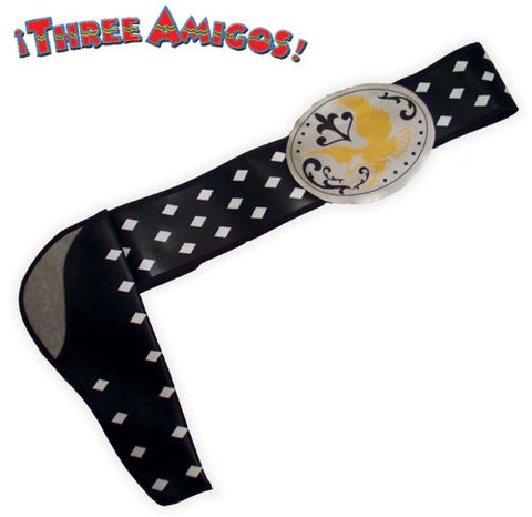 The Three Amigos Dusty Bottoms Adult Belt Size One-Size