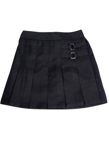 French Toast Uniforms Girls' Scooter Skort (Black 07)