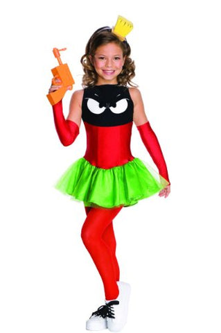 Marvin the Martian Child's Costume - One Color - Small