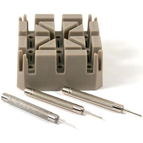 Watch Band Holder & Pin Remover Tool