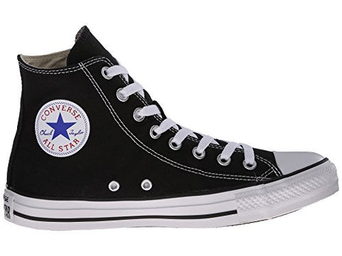 Converse Unisex Chuck Taylor All Star HI Basketball Shoe (10.5 D(M) US Men, Black)