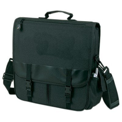 Yens Fantasybag Courier Briefbag-Black, 9219