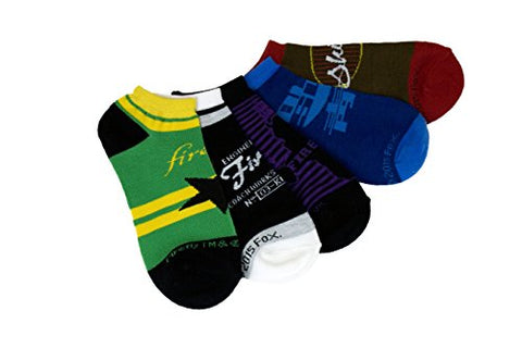 Ripple Junction Firefly Assorted Socks