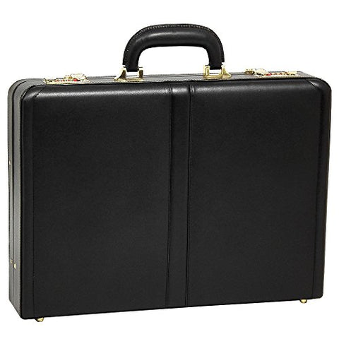Slim Leather Attache