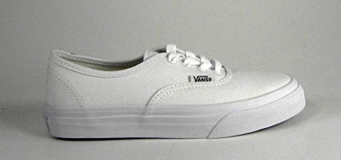 Vans Youth Authentic Core , White-10.5 Toddler