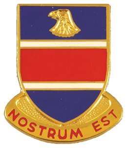 326th Engineer Bn Unit Crest (Nostrum Est)