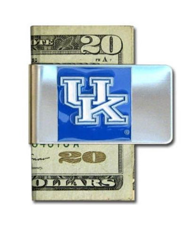 Kentucky Wildcats Steel Money Clip