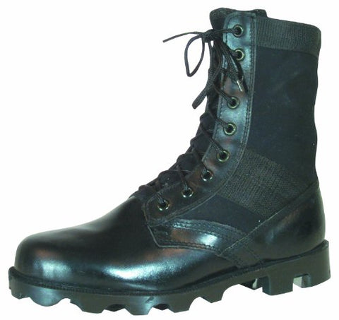 Fox Vietnam Jungle Boot, Black, Size 2