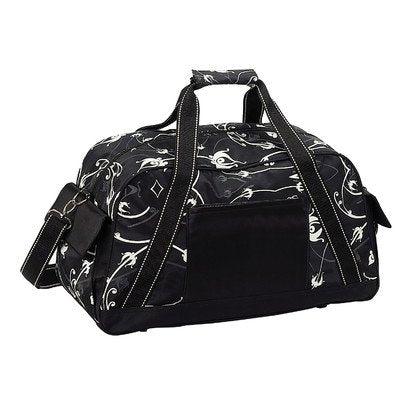 Travelwell 20  Iris Travel Duffel Color: Black