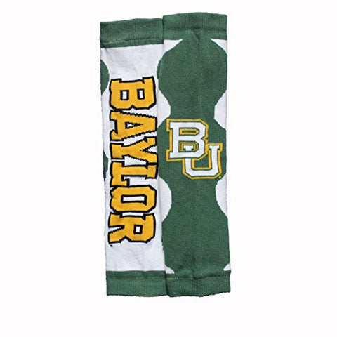 Officially Licensed Baylor University Baby & Kids Leg/Arm Warmers 14  TX03W