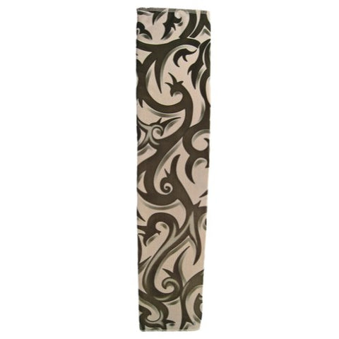 Tattoo Sleeve (Tribal Style C) ~ Party & Halloween Accessory