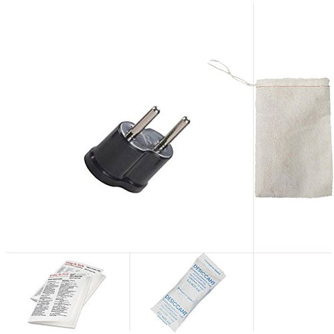 Going In Style Chile Travel Adapter Plug Kit B