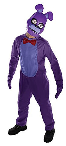 Five Nights Child's Value-Priced  at Freddy's Bonnie Costume, Medium