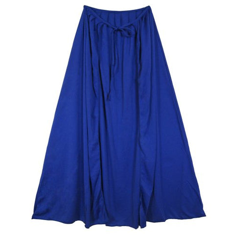 SeasonsTrading 28  Child Blue Cape ~ Halloween Costume Accessory