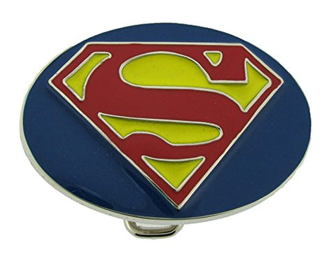 Superman Kids Belt Buckle DC Comics Warner Bros Original US American Superhero