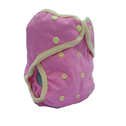 Kissa's Friendship Collection Waterproof Diaper Cover, Emma