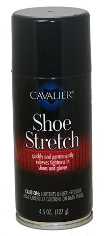 Cavalier Shoe Leather Stretch - Stretch Tight Fitting Leather, Shoes or Gloves - 4.5 oz