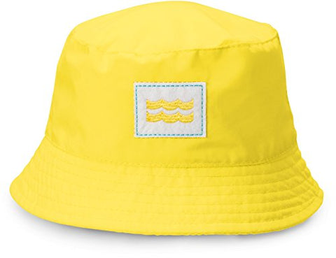 We Baby 6-12 Month Yellow Lake Baby Boy Hat
