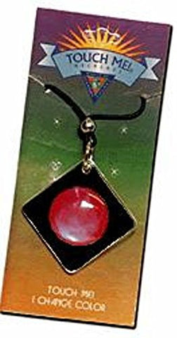 Touchstone Lucite Necklace
