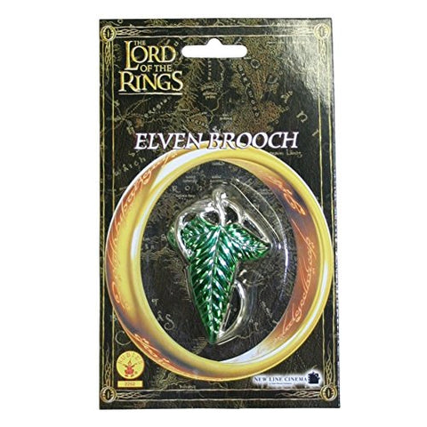 Elven Leaf Brooch Lord of the Rings