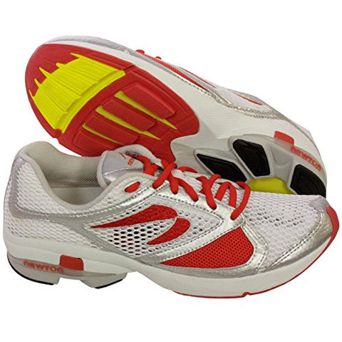 Newton Motion Stability Men's Running Shoes White/Red 7 M