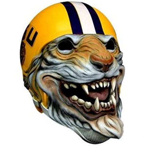 LSU Tigers Football Battlehead Halloween Mask